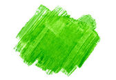 Green paint texture — Stock Photo