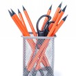 Cup with pencils — Stock Photo #47112857