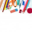 School and office supplies — Stock Photo #47113109