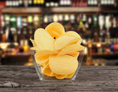 Potato chips — Photo