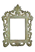 Ancient picture frame — Stock Photo