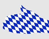 Bavarian handshake — Stock Vector
