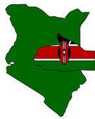 Welcome to Kenya  — Vetorial Stock