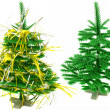 Two Christmas trees — Stock Photo #1296639