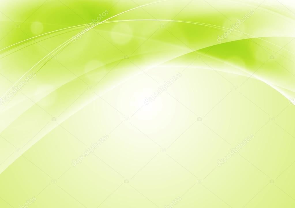 Abstract Light Green Background Design Abstract Light Green Wavy