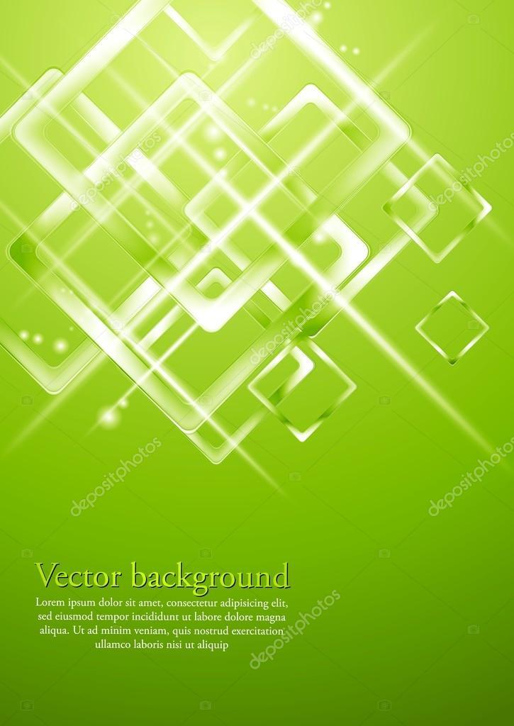 Abstract Light Green Background Design Abstract Light Green Tech