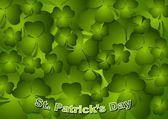 Día de San Patricio — Vector de stock