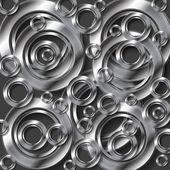 金属背景 — 图库矢量图片
