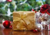 Kerstmis decoratie voor de kerstboom — Stockfoto