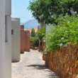 Stock Photo: Pictorial greek street. Crete, Greece