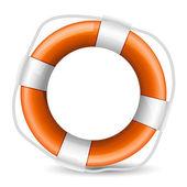 Life buoy — Stock Vector