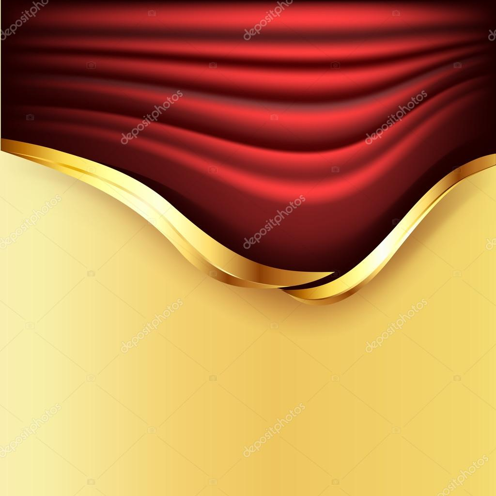 red golden background - photo #13