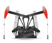 Oljeplattformar — Stockvektor