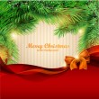 Christmas background — Stock Vector #13998278