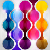 Abstract vector background — Vector de stock