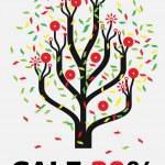Funny tree — Stock Vector #2281298