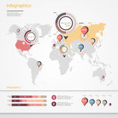 Infographics elements. — Stock Vector