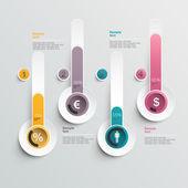 Elements Infographics — Stock Vector