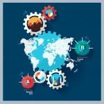 ������, ������: Global economy