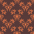 Royalty-Free Stock Obraz wektorowy: Seamless floral texture
