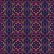 Colorful seamless pattern — Imagen vectorial