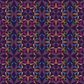 Colorful seamless pattern — Wektor stockowy