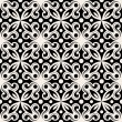 Seamless pattern regular texture. Monochrome array texture — Vector de stock #27645519