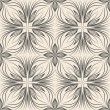 Seamless pattern regular texture. Monochrome array texture — Imagen vectorial