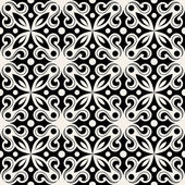 Textura normal de patrones sin fisuras. textura matriz monocromo — Vector de stock