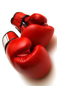 Boxing gloves — Stockfoto
