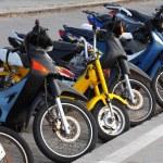 Motorcycles — Stock Photo #2279781