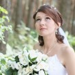 Bride outdoor — Stock Photo #24711171
