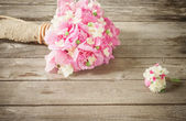 Vintage wedding bouquet — Stock Photo