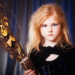 Little witch — Stockfoto #30548707