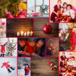 Christmas collage — Stock Photo #34162711