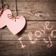 Valentines background — Stock Photo #37434471