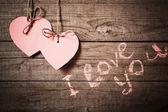 Valentines background — Stock Photo