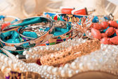 Colección de varias joyas — Foto de Stock