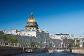 Moika et architecture sankt petersburg — Photo
