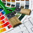 Royalty-Free Stock Photo: Tools and accessories for home renovation