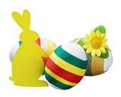 Velikonoční dekorace — Stock fotografie