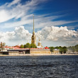 Peter and Paul Fortress, Saint Petersburg  — Stock Photo
