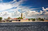 Peter and Paul Fortress, Saint Petersburg — Stock fotografie