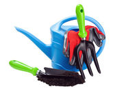 Garden tools and accessories — Stock Photo
