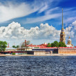 Peter and Paul Fortress, St. Petersburg — Stock Photo #24401435
