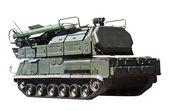 "Self-propelled air defense fire setting ""Buk-M2"" — Stock Photo"