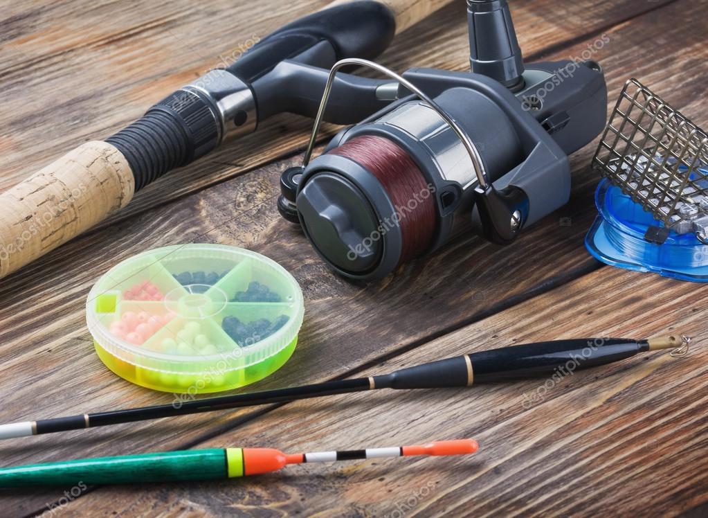 рибальські снасті удочки