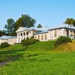Manor house in Mon Repos Park, Vyborg — Stock Photo