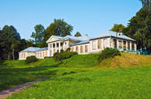 Manor house in Mon Repos Park, Vyborg — Stock Photo