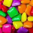 Colorful gum background — Stock Photo
